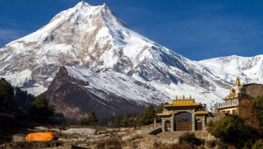 Manaslu Circuit Trek With Larkya Pass-17 Days