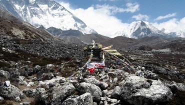 Everest Base Camp Trek Via Phaplu (Drive In/Fly Out) - 20 Days